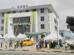 Niger Delta Development Commission NDDC
