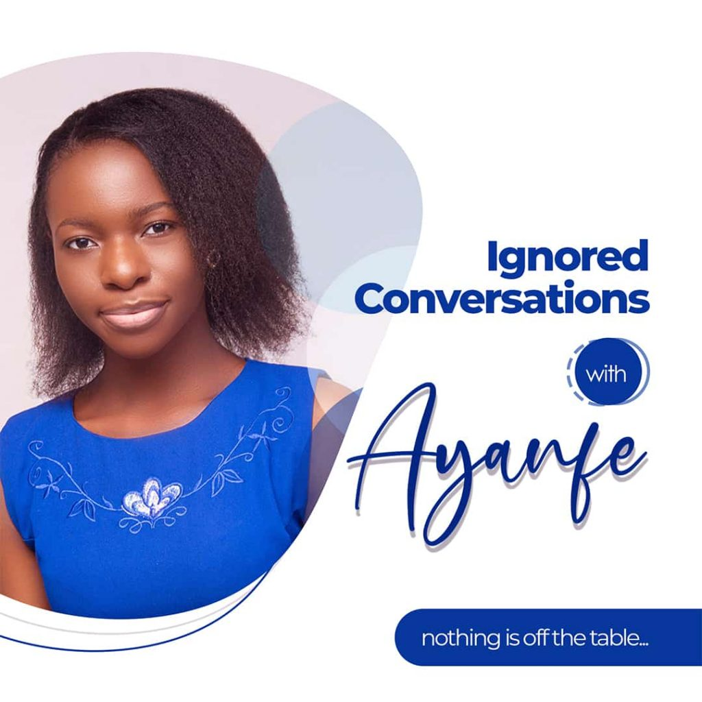 ignored conversations with anyanfe