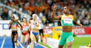 extra testosterone enhances female athletic performance