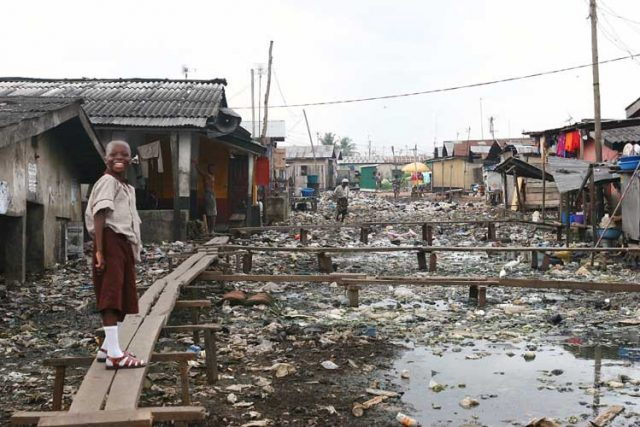 cholera nigeria